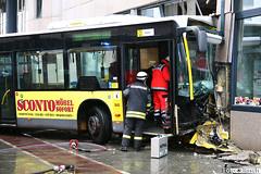 Hialeah Bus Crash Injures 4