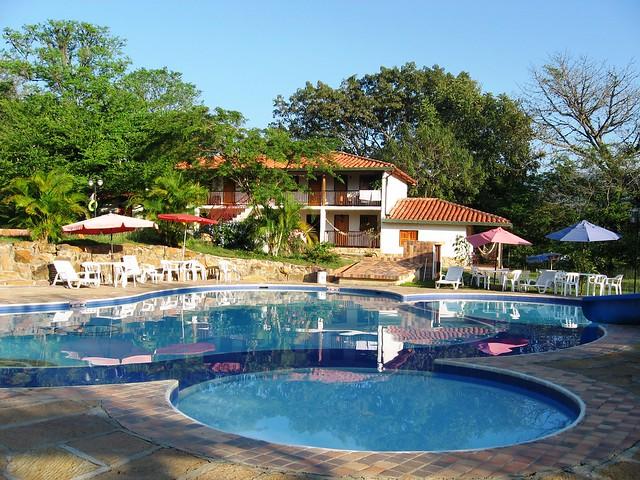 Hotel san marcos en san gil santander colombia a photo - Piscinas en santander ...