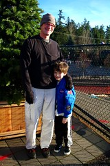 nick and grandpa jeff after lunch    MG 1139