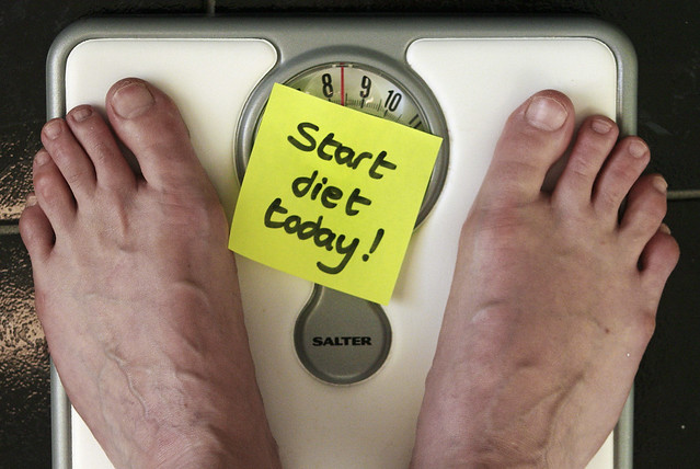 Start diet today from Flickr via Wylio