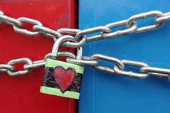 Lock for her
