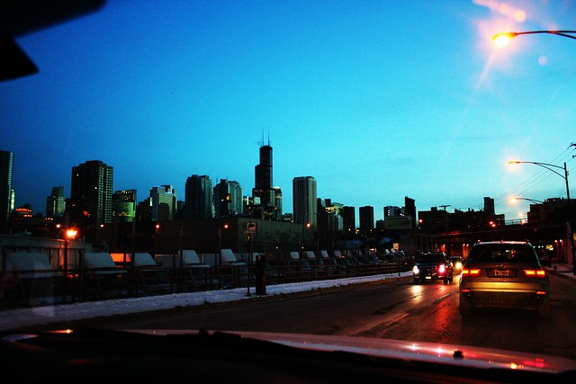 Chicago Skyline - Flickr CC brandonsyygr