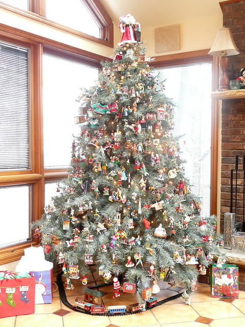 Hallmark Christmas Tree 2009 | This year we planned our holi ...