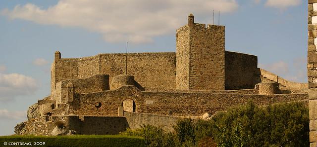 Castelo de Marvão (Alentejo, Portugal) (148 mil visitas)