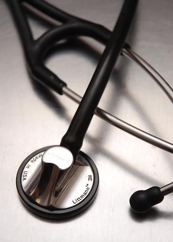 8/365 - Stethoscope