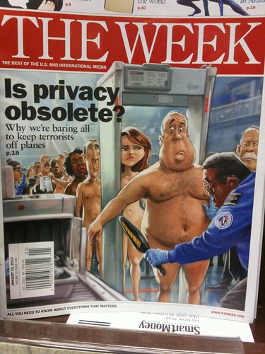 The Week: Is Privacy Obsolete?