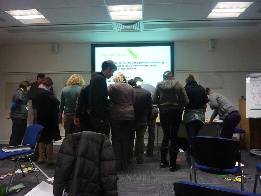 Project management training day explore net efekt s photos