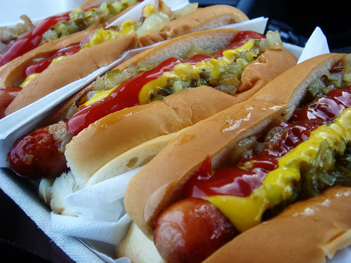 Wasses Hot Dogs