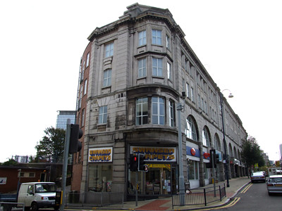 Castle Street as post 04