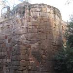 Image of Muralla Romana. barcelona wall roman catalonia catalunya muralla romana païsoscatalans principatdecatalunya principadodecataluña paisescatalanes cataloniancountries