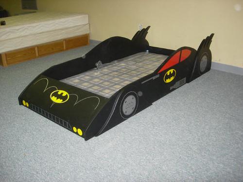 Murphy Beds Little Rock : Batmobile quot baseball beds childrens murphy