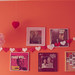 valentine wall (style school project 17!)