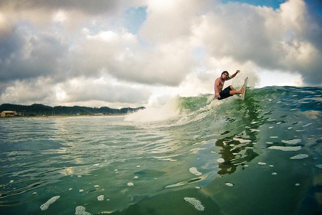 surfing, extreme, sport