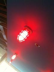 'Landing lights' at VML