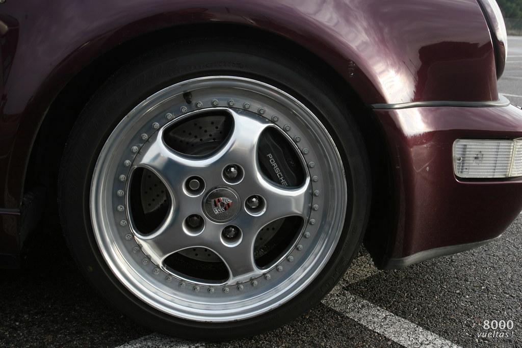 Cinco generaciones de 911 Turbo