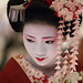 flower / people / portrait / face / japanese / beauty : maiko, kyoto japan / canon 7d  日本・京都 舞妓  梅らくさん by momoyama