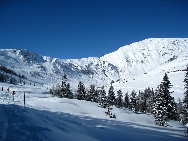 Penken Skiing