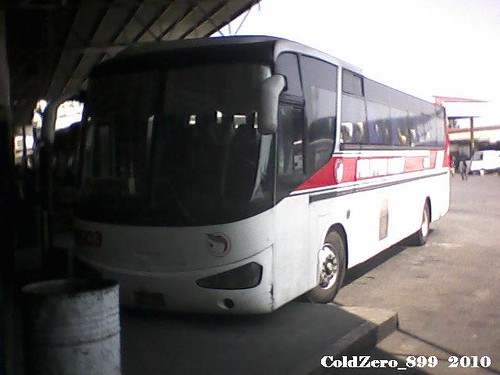 Philippine Rabbit Bus Lines 8503
