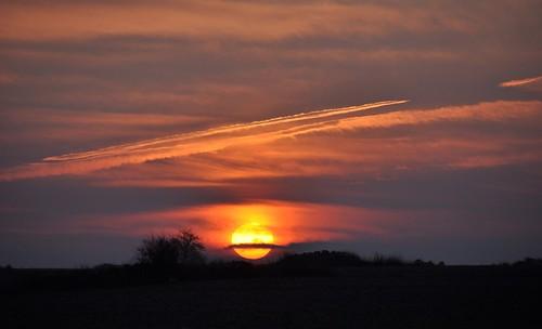 winter sun sol clouds sunrise dawn amanecer nubes invierno salidadesol
