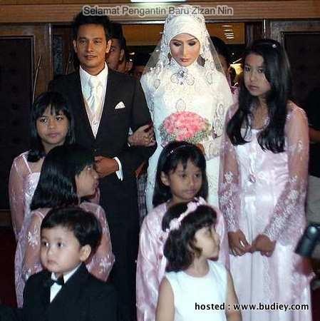 Zizan Nin Kahwin
