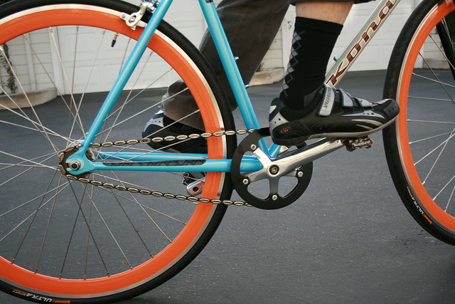 Fixed Gear Shoes Adidas