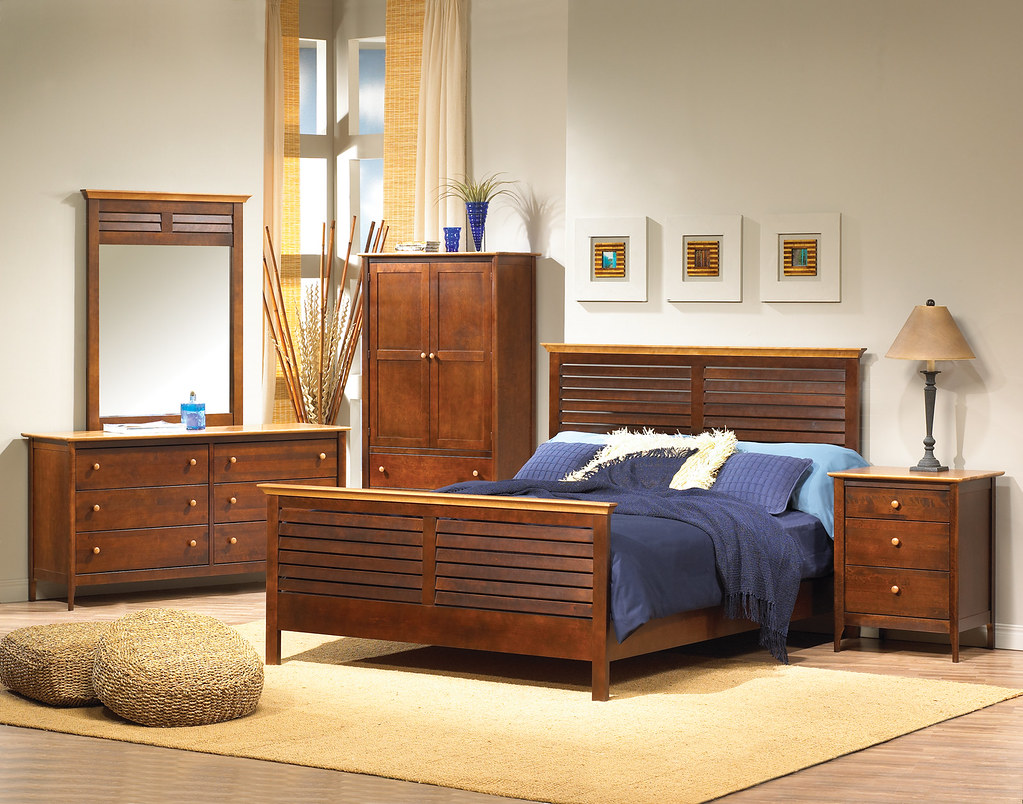 Chambre A Coucher Adulte ap industries - oceanic collection adult bedroom / chambre