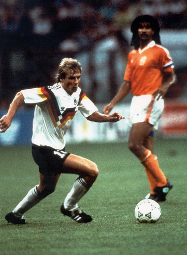Germany vs Holland World Cup 1990