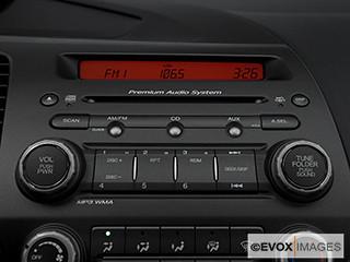 2010 honda civic coupe si 057 upgraded audio system vs. Black Bedroom Furniture Sets. Home Design Ideas