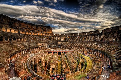 Colisée, Roma EXPLORE n°6