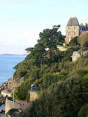 Pointe du Moulinet à Dinard