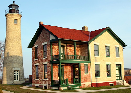 Southport Light and Keeper House