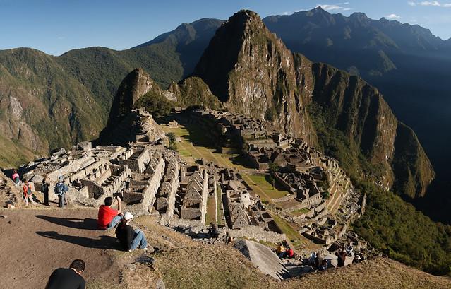 Machu Picchu (panorama)