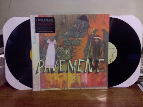 Record Store Day Haul #4 - Pavement - Quarantine The Past 2xLP #rsd10 by factportugal
