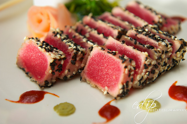 Pan Seared Ahi Tuna | Flickr - Photo Sharing!