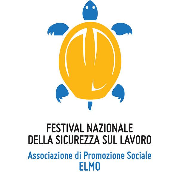 Logo festival nazionale sicurezza sul lavoro e aps &;elmo&;