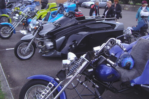 Handicapped Motorcycles