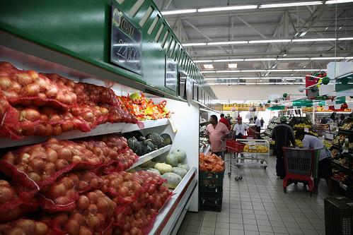 Maputo supermarket