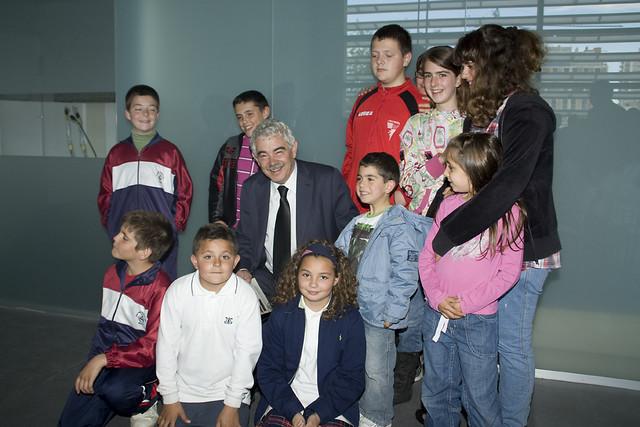 Homenatge Joan Maragall (Biblioteca Font de La Mina 5/05/2010)