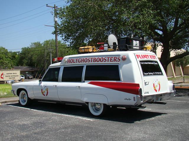 Old Ambulance Flickr Photo Sharing