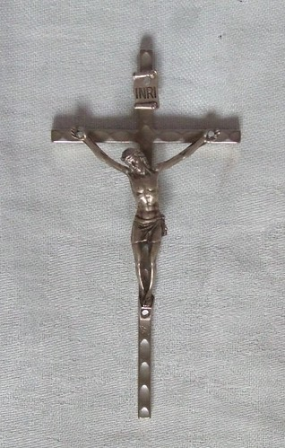 Crucifix, St Margaret's Church, Denton, Northants