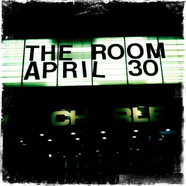 The Room Screenings Tommy Wiseau London
