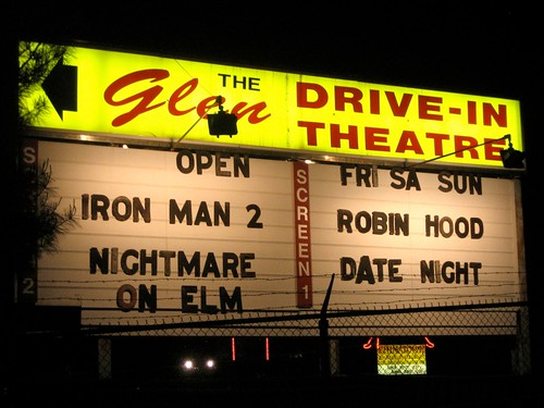 The Glen Drive In Theatre Glens Falls NY