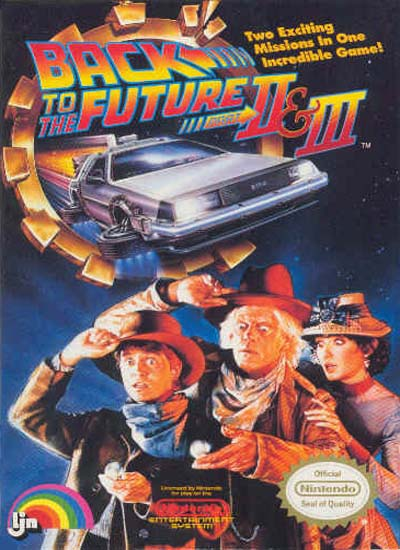 BTTF 2 and 3