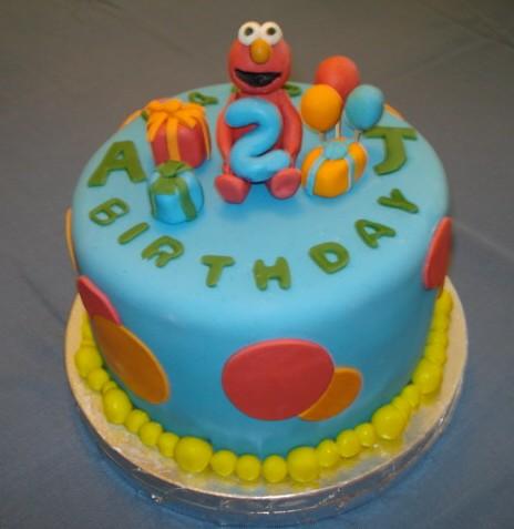 Elmo Birthday Cake on Elmo Birthday Cake   Flickr   Photo Sharing