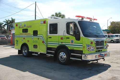 Florida ambulance