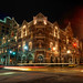 The Driskill at Night