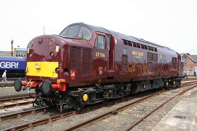 37516 Eastleigh Works 23/05/2009