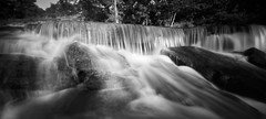 Pillsbury Crossing Waterfall