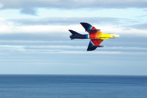 Hawker Hunter Fast Jet 53