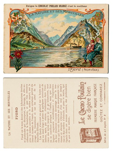 Norvegiana: Geografi og natur